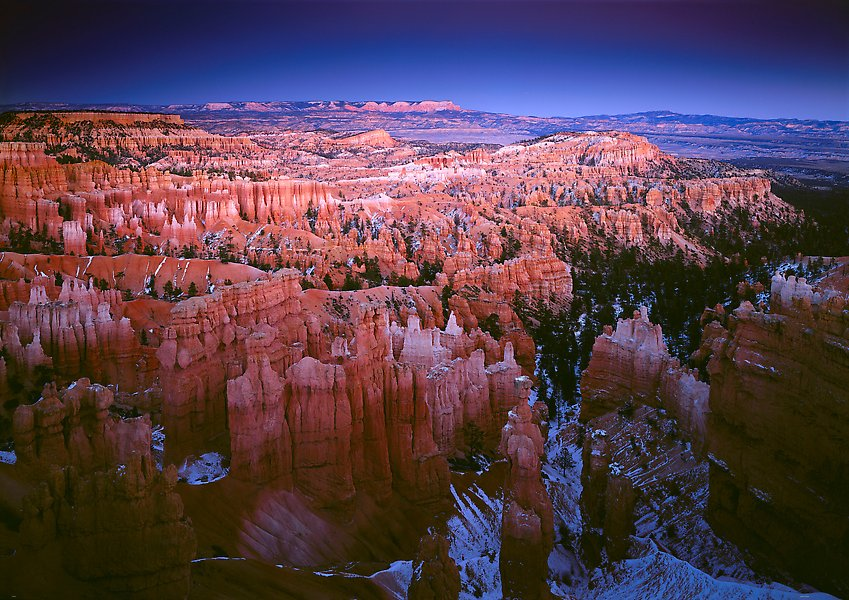 Bryce Canyon National Park.  ()