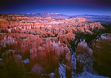 Bryce Canyon National Park.  ( )