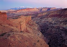 Capitol Reef National Park.  ( )