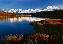 Denali National Park.  ( )