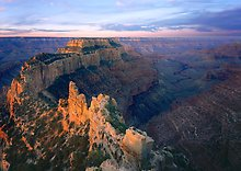Grand Canyon National Park.  ( )