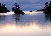 Isle Royale National Park.  ( )