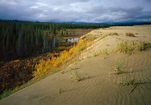 Kobuk Valley National Park.  ( )