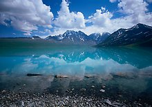 Lake Clark National Park.  ( )