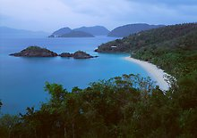 Virgin Islands National Park.  ( )