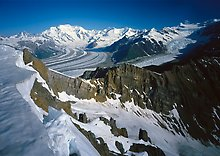 Wrangell St Elias National Park.  ( )
