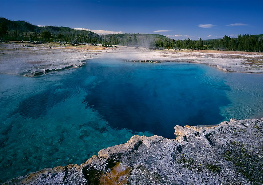 Yellowstone National Park.  ()