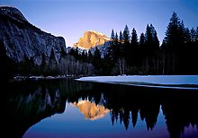 Yosemite National Park.  ( )