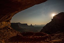 Canyonlands National Park.  ( )