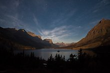 Glacier National Park.  ( )