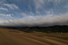 Great Sand Dunes National Park.  ( )