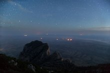 Guadalupe Mountains National Park.  ( )