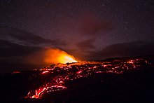 Hawaii Volcanoes National Park.  ( )