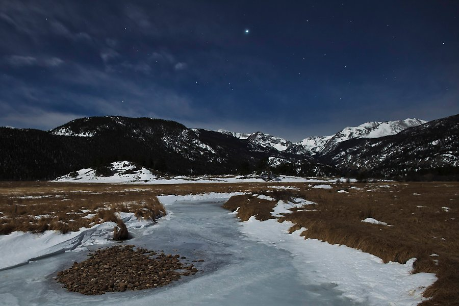 Rocky Mountain National Park.  ()