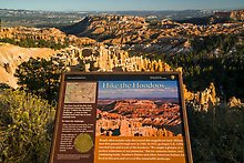 Hike the Hoodoos Rim Trail. Bryce Canyon National Park.  ( )