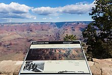Mather Point. Grand Canyon National Park.  ( )